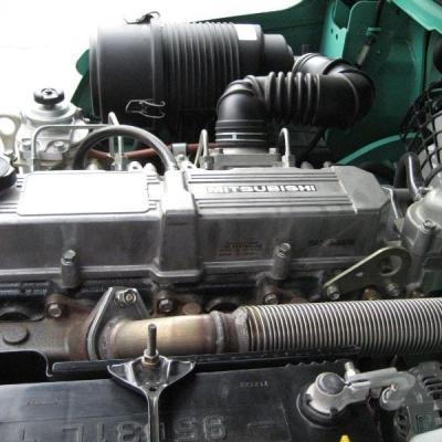 Refurbished Mitsubishi S4S Engine