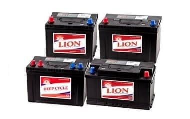 Forklift Batteries (12V)