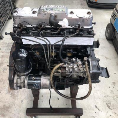Toyota 2Z Engine - Used, with Fuel