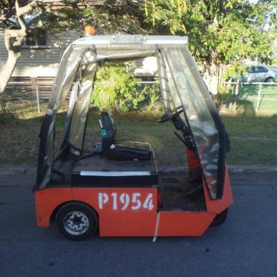 Range of Toyota CBT6 Tow Tugs for Sale – Customised to Order