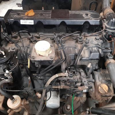 RECONDITIONED YANMAR 4TNE92 SHORT MOTOR