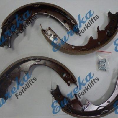 Toyota Rear/Upper Shoe Sub-Assembly