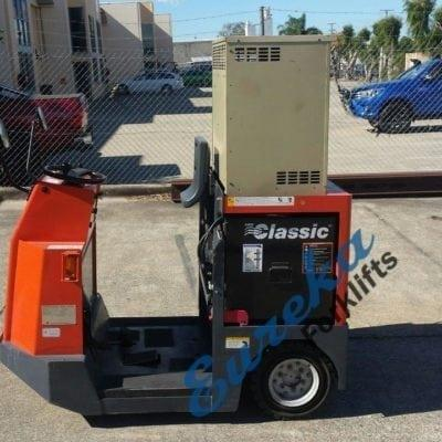 F3286: TOYOTA CBTY 4 – TOW TRACTOR ELECTRIC