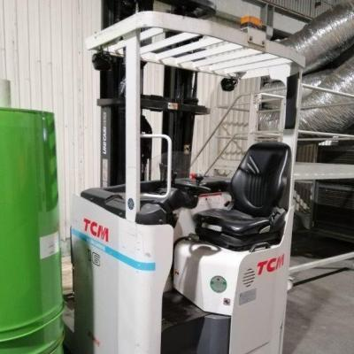 TCM REACH TRUCK 2015 ONLY 600 HOURS FROM NEW