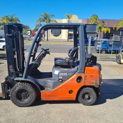 TOYOTA FLAME PROOF 2.5 TON FORKLIFT