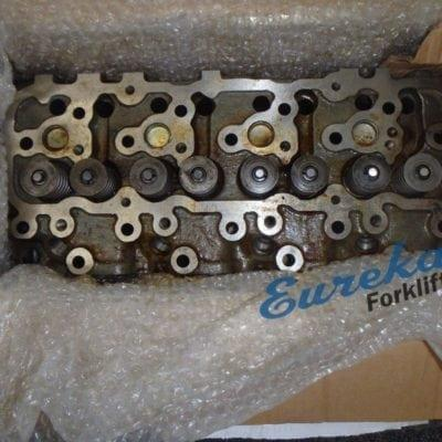 TOYOTA 1DZ MARK 1 CYLINDER HEAD.