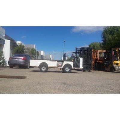 F3505: TALYOR DUNN - ELECTRIC BURDEN CARRIER B-200