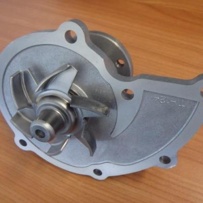 TOYOTA 4Y Water Pump Cover Assembly