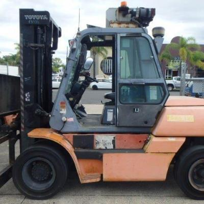 F3733: Toyota 7 Ton 5FD70 // Diesel, Auto
