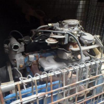 TOYOTA 3P USED & RUNNING ENGINE AVAILABLE