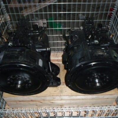 TOYOTA TRANSMISSION - BRAND NEW - 40300-35513-71 & 40300-35514-71 TO SUIT TOYOTA FORKLIFT - 403003551471-403003551371