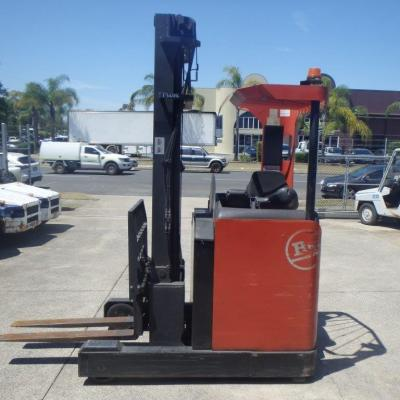 F3605: BT Reach Truck Forklift – 8.0 Mtr Reach – Excellent Condition, Low Hours Late Model