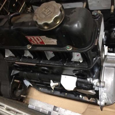 TOYOTA 3P ENGINE – BRAND NEW – GENUINE – NOT RECONDITIONED BRAND NEW TOYOTA