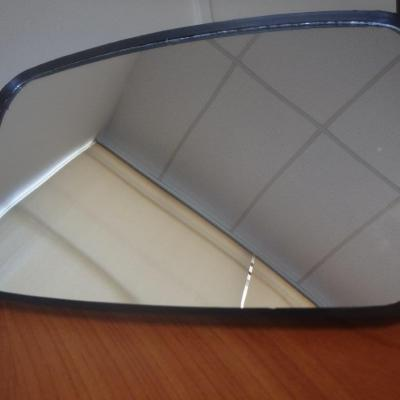 Forklift Mirror 230mm x 130mm - Stud Mount
