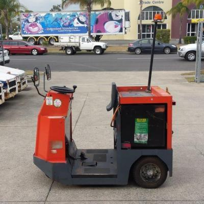 F3462: 2006 TOYOTA CBTY4 // TOW TRACTOR, ELECTRIC