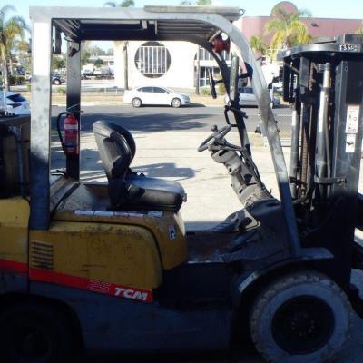 F3502: TCM FD25T3 Diesel, Flame Proof Forklift