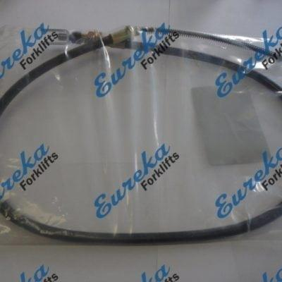 LH Toyota Parking Brake Cable // Toyota 7 Series Forklifts